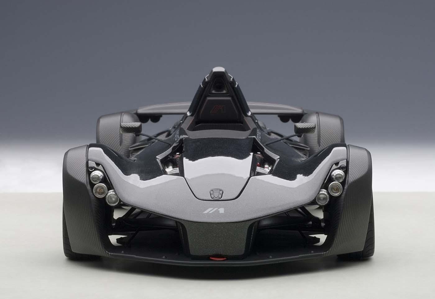 Bac Mono For Sale >> AUTOart Highly detailed die-cast model BAC Mono Metallic Black by Briggs Automotive Company ...