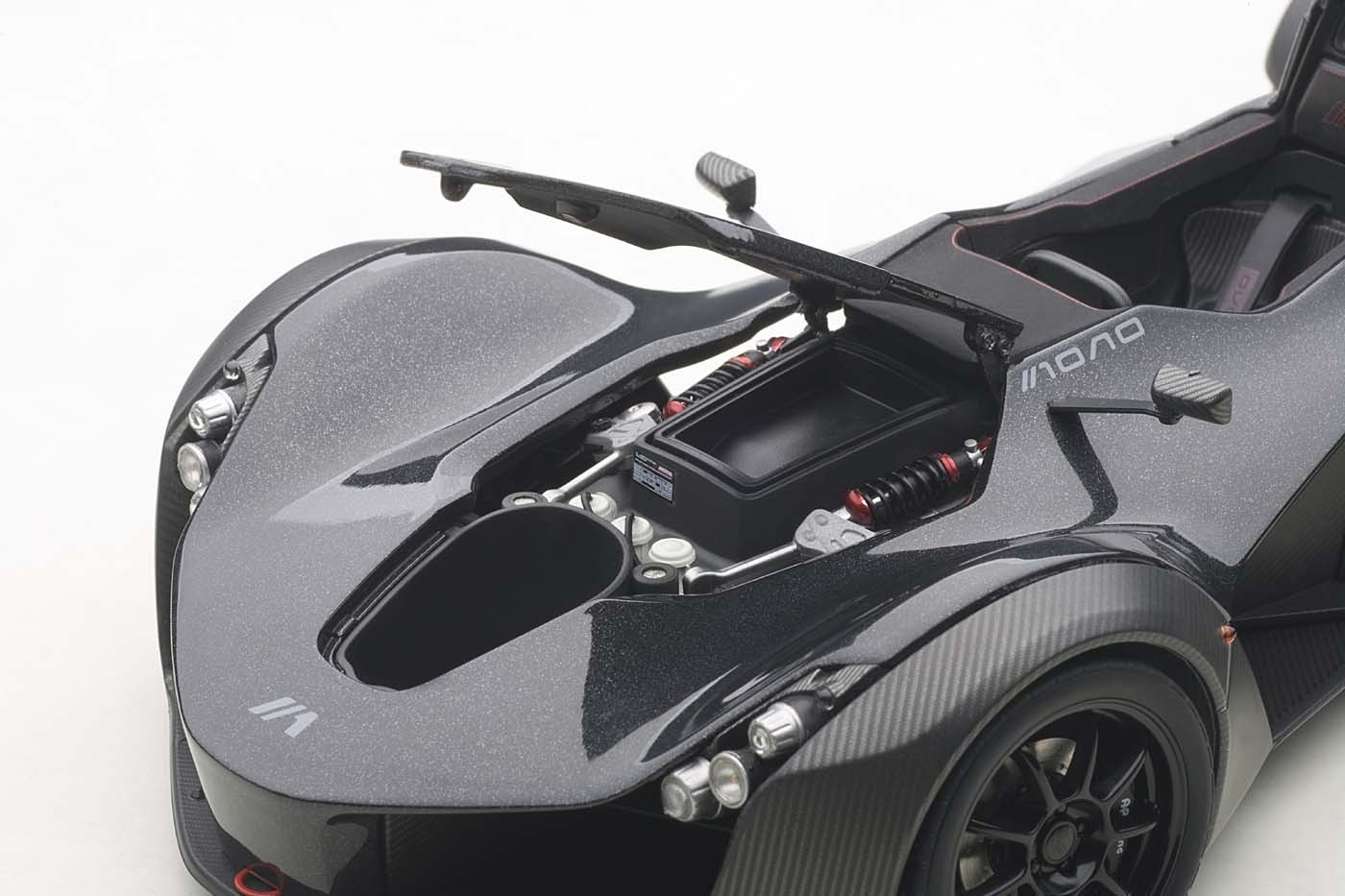 Bac Mono Price >> AUTOart Highly detailed die-cast model BAC Mono Metallic ...