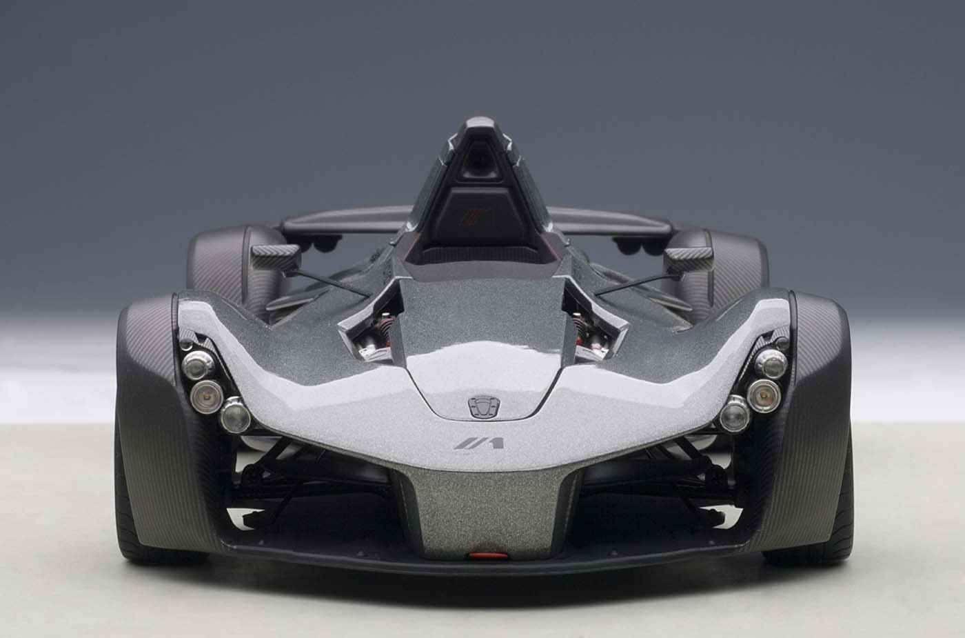 AUTOart Highly detailed die-cast model BAC Mono Gunmetal ...