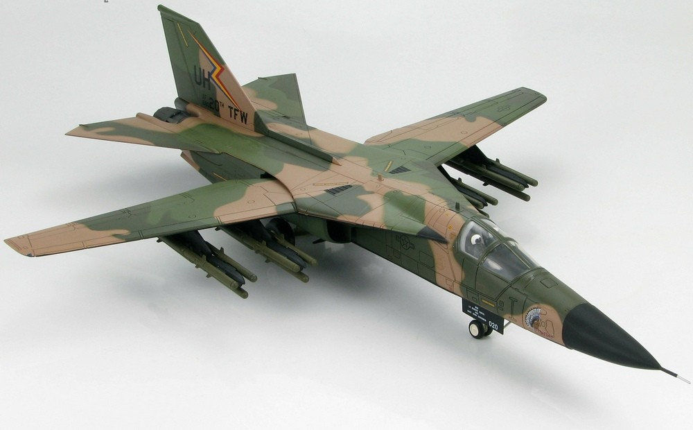 "Hobby Master F-111E Aardvark 1/72 ""The Chief,"" 20th ..."
