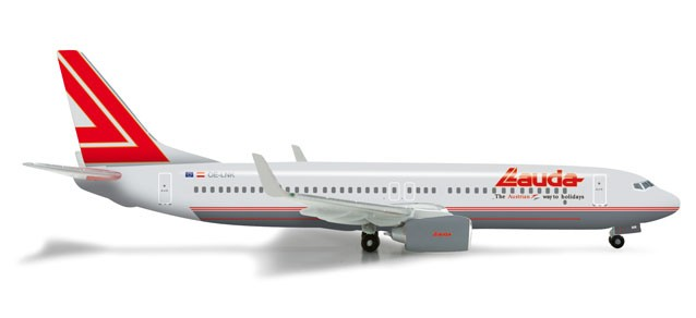 herpa wings lauda air 737 800 die cast model eztoys. Black Bedroom Furniture Sets. Home Design Ideas