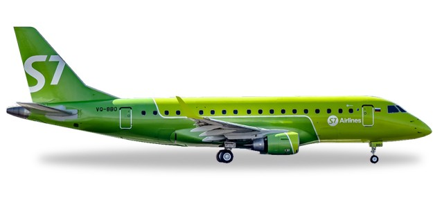 Herpa Wings 1:500 Embraer 170 S7 Airlines 530866