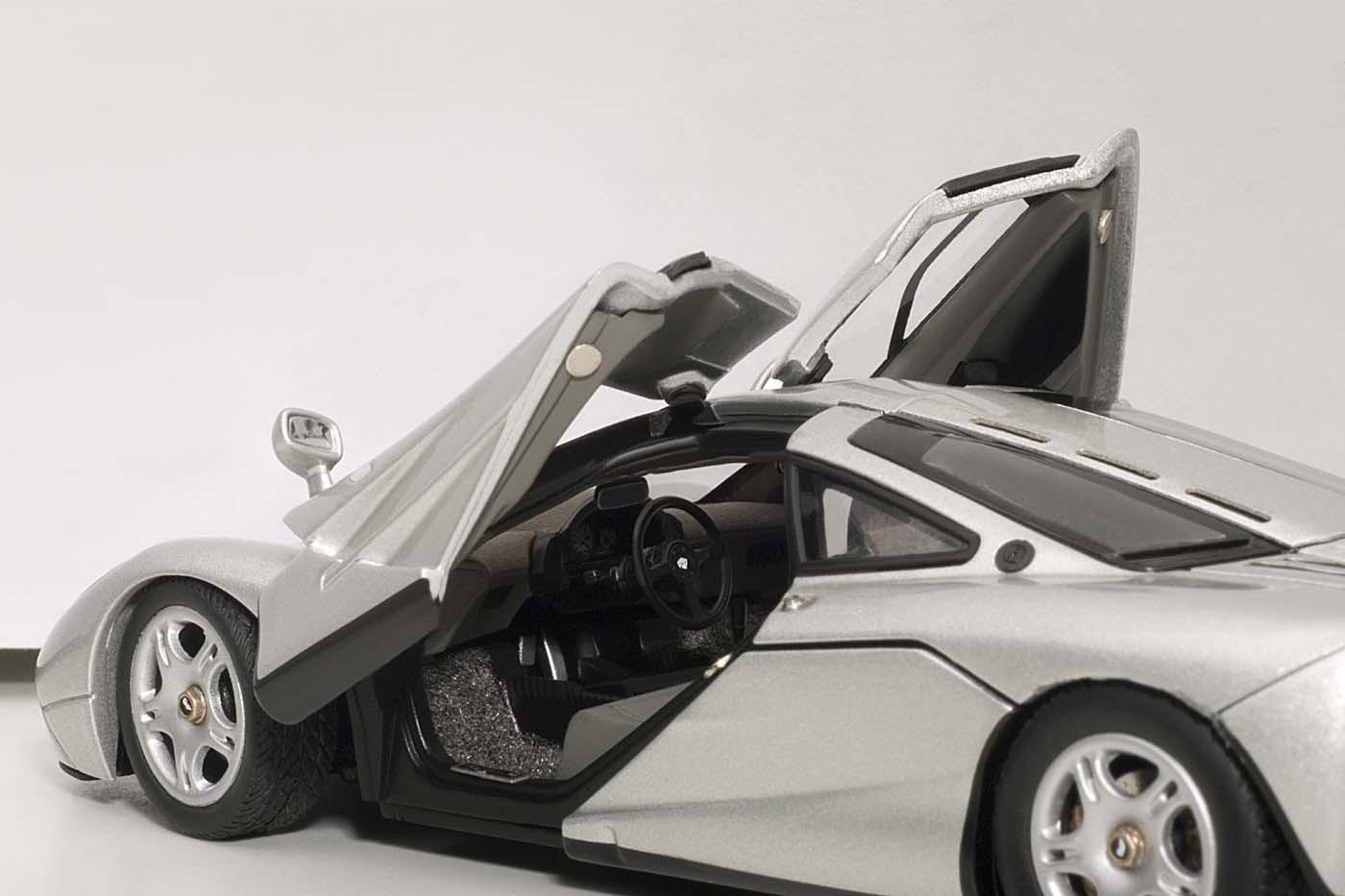 autoart 1:43 scale mclaren f1 eztoys - diecast models and collectibles