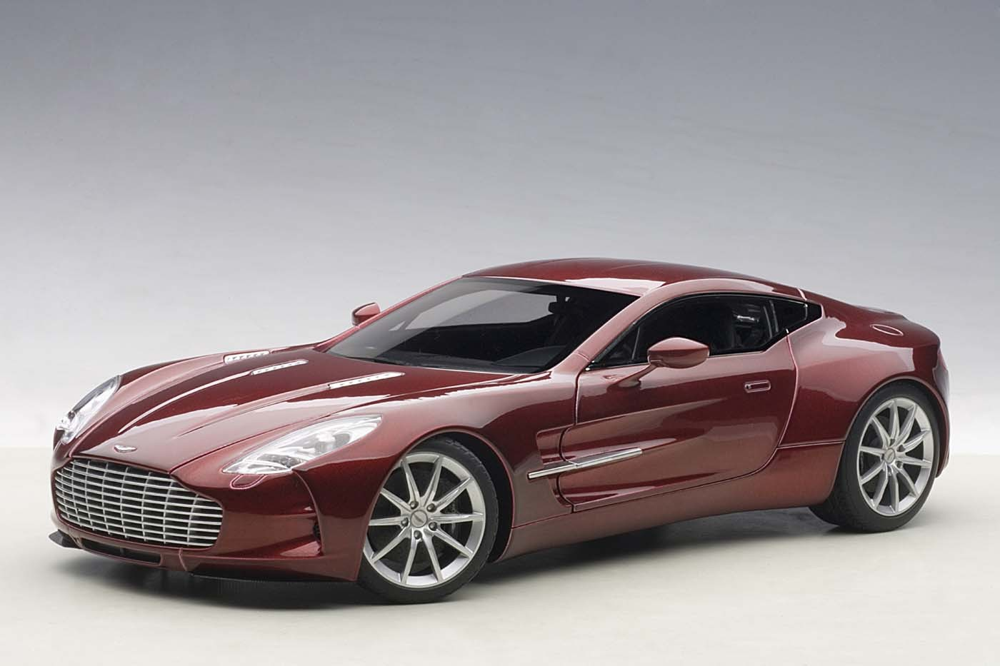 Aston Martin One-77 For Sale >> AUTOart die-cast model Red Aston Martin One-77 Diavolo ...