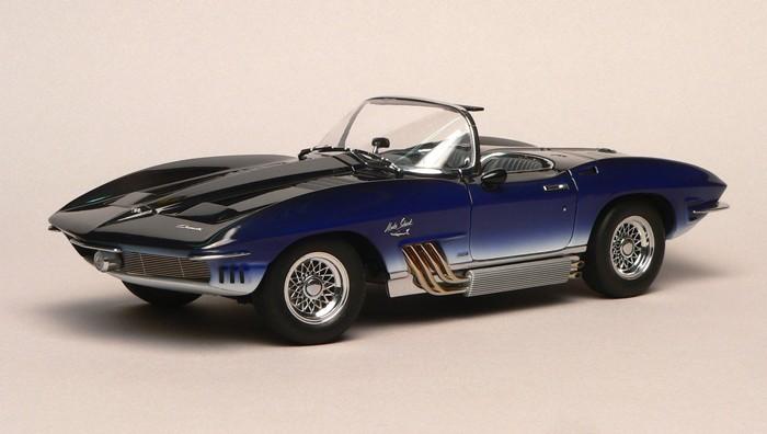 Autoart 1 18 Scale Chevrolet Corvette Mako Shark 1961 Mako