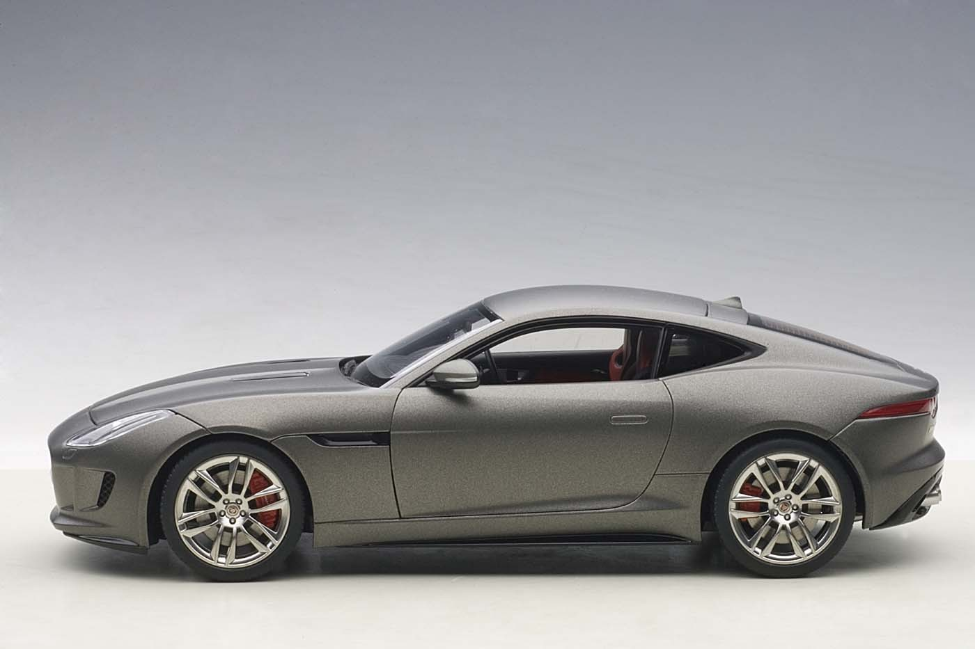 F Type Coupe >> Highly detailed AUTOart diecast model car Jaguar F-Type