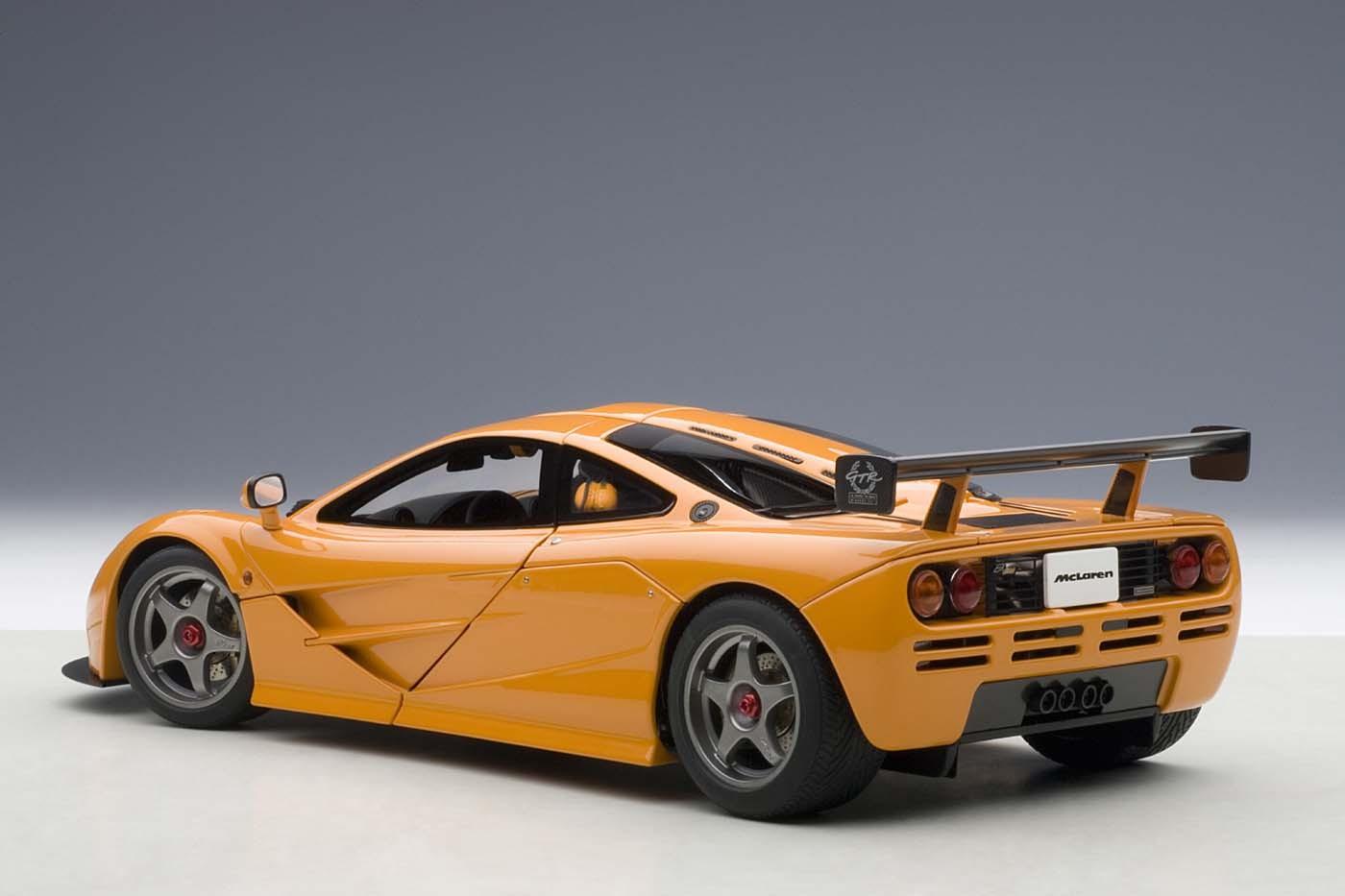 Autoart Die Cast Model Mclaren F1 Lm Edition Historic