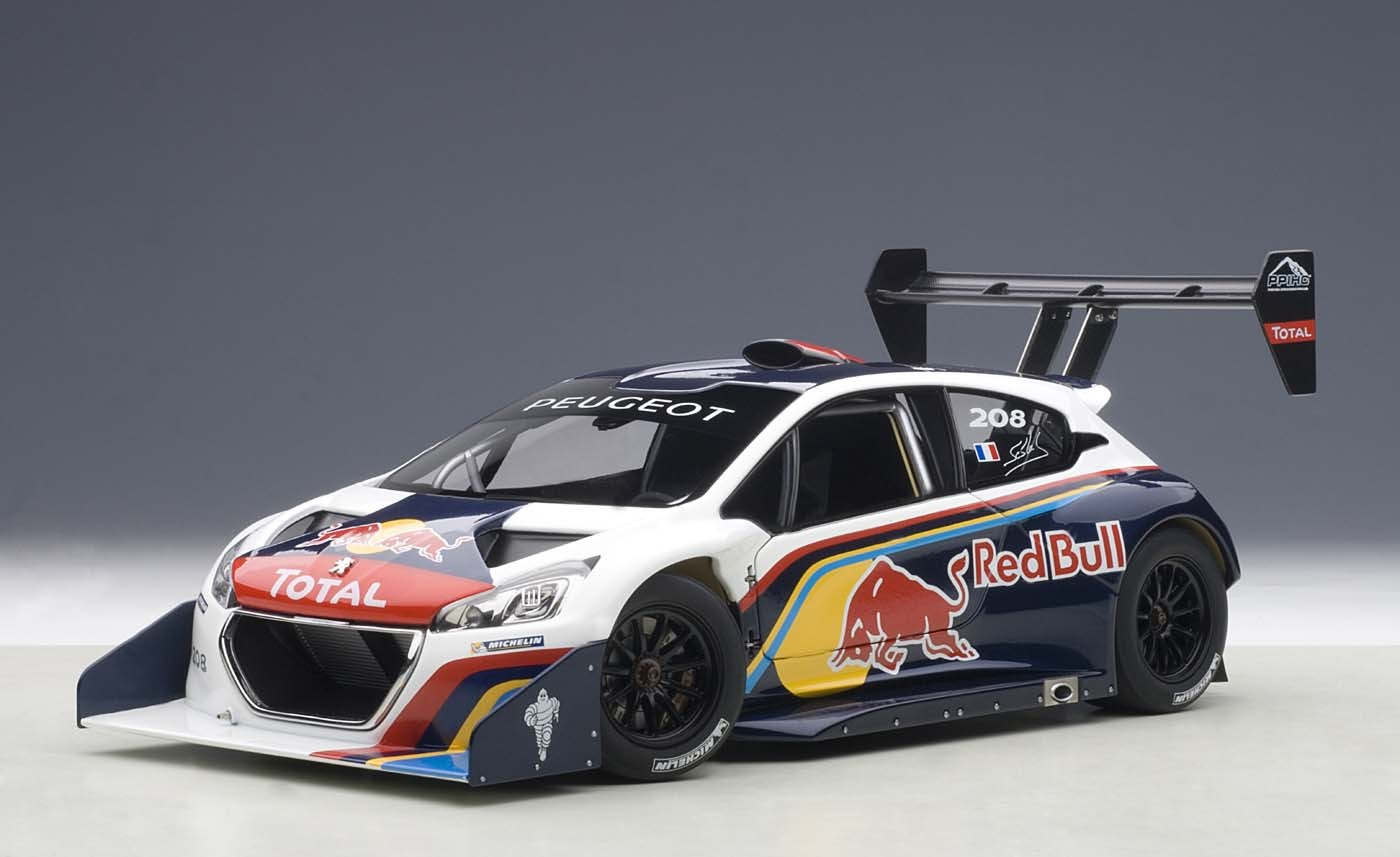 AUTOart Highly detailed die-cast model Composite Peugeot ...