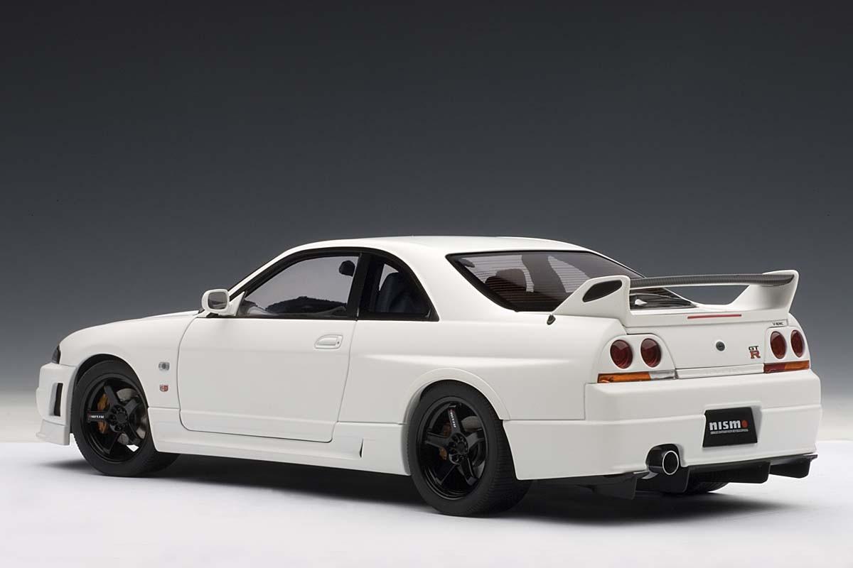 Nissan Skyline Gtr For Sale >> AUTOart 1:18 Scale Nissan Skyline GT-R R-Tune (R33) Matt ...