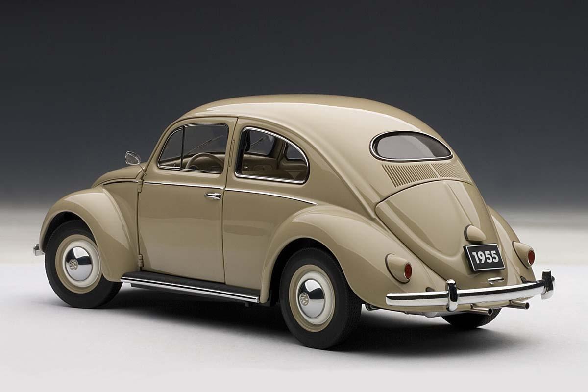 Beetle For Sale >> AUTOart 1:18 Scale Volkswagen Beetle Kaefer Limousine 1955 ...