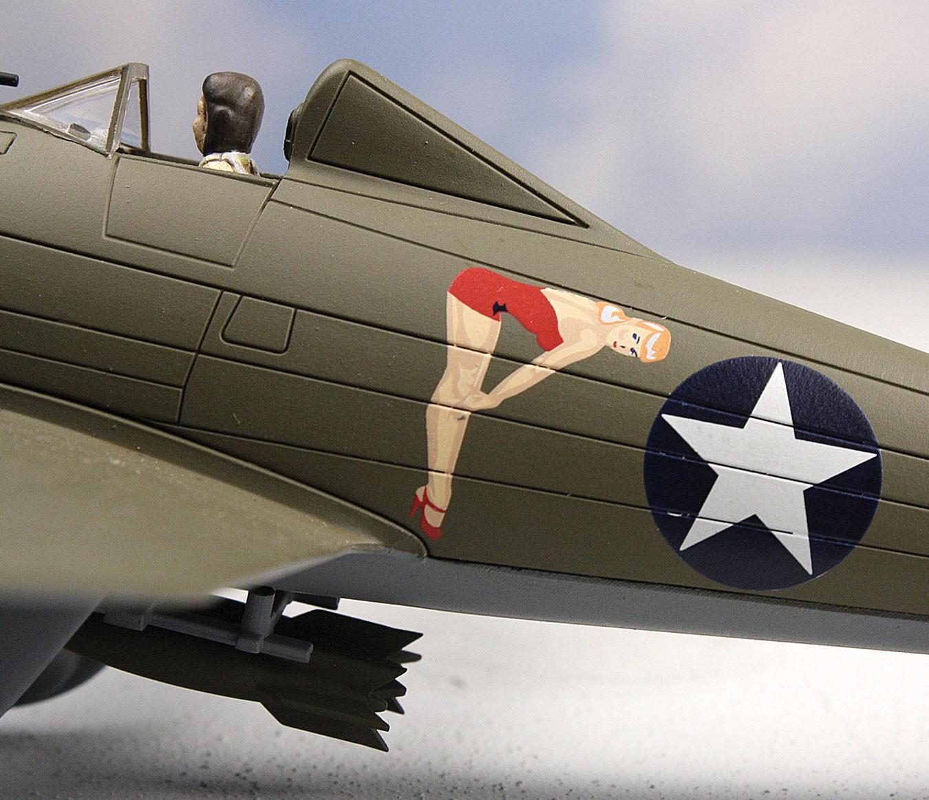 Hobby Master P-26 Peashooter 1/48 Die-cast Model EzToys