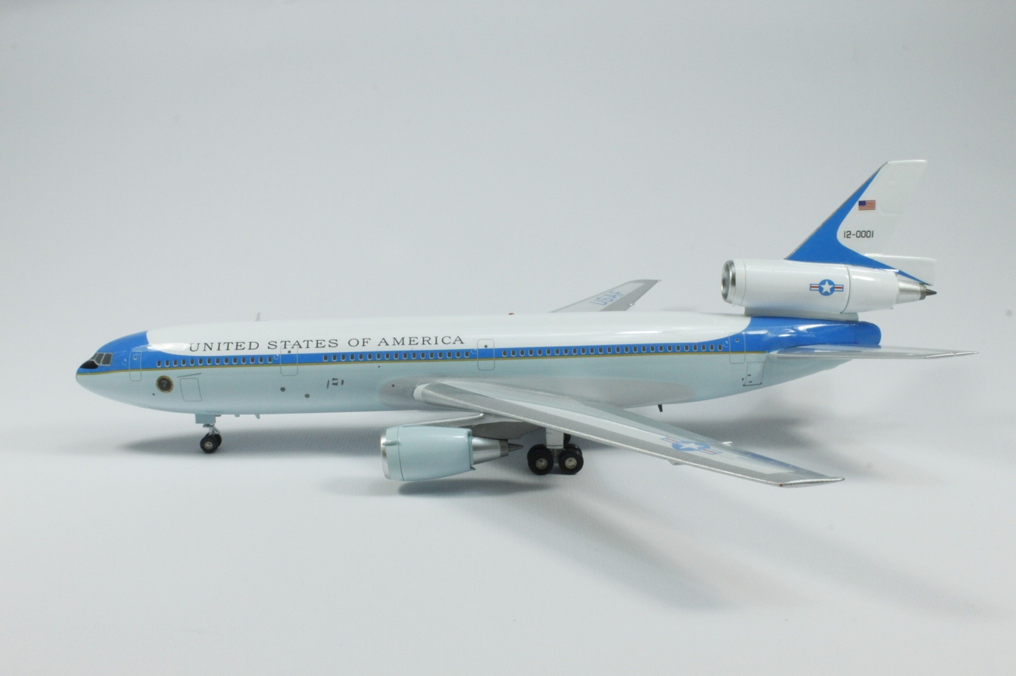 American Airlines Boeing 727 100 Polished Quot N1971