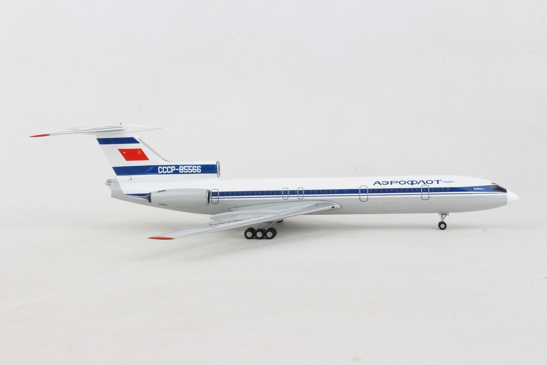 ✈ Herpa Wings 1:200 Slovak airlines tupolev tu-154m 558143 ✈ world-of-Wings