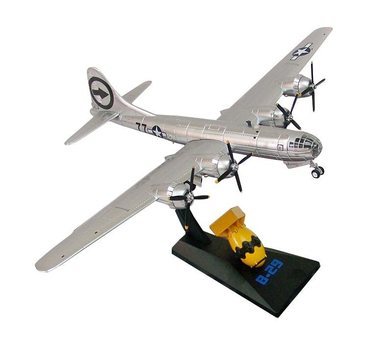 "B-29 Superfortress ""Bockscar"" Air Force 1 AF1-0112C Scale"