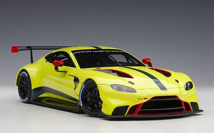 Presentation Ca Autoart 81807-1//18 Aston Martin Vantage GTE LE MANS Pro 2018