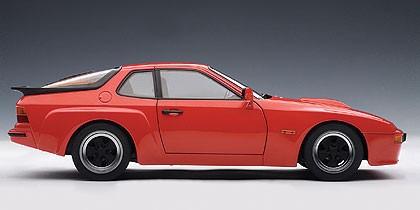 Guards Red Porsche 924 Carrera Gt 1980 Autoart 78003 Scale 1 18 Eztoys Diecast Models And