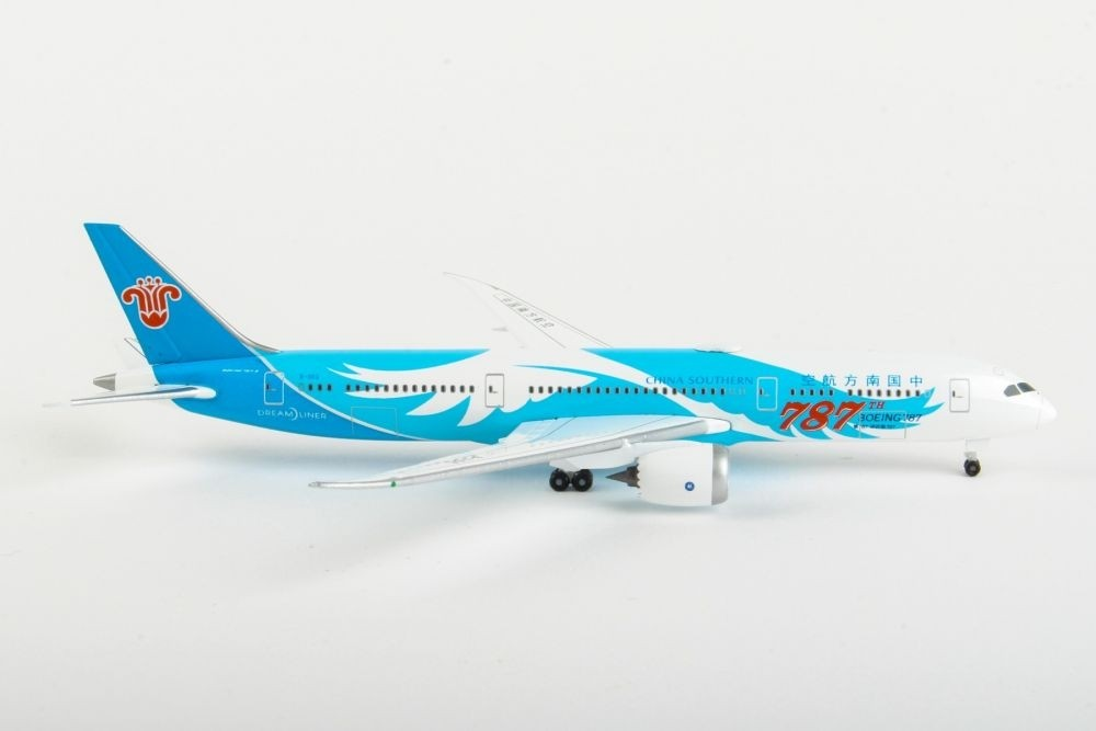 China Southern Airlines Neu Herpa 530149-1//500 Boeing 737-800