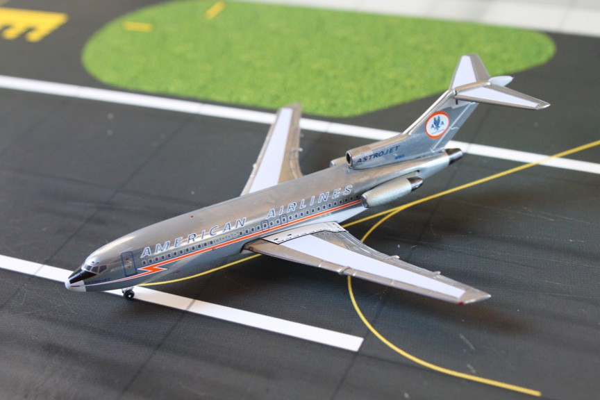 American Airlines 727 100 Astrojet Old C S Eztoys