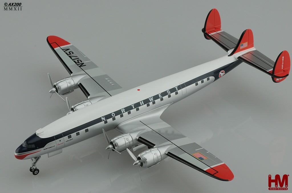 L 1049g Super Constellation Northwest Orient Airlines 1