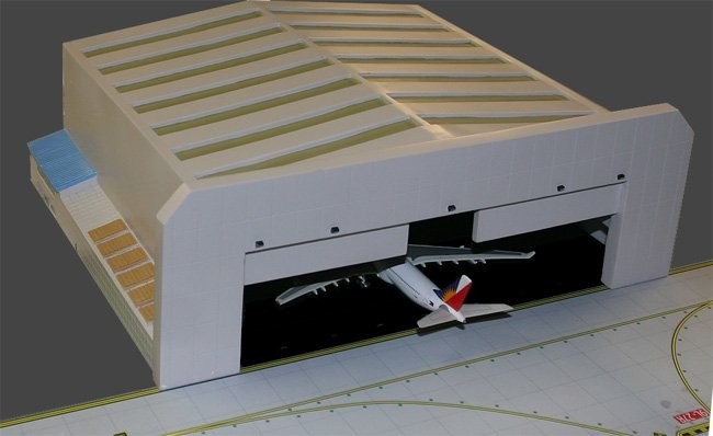 New And Improved Widebody Aircraft Hangar Gjwbhgr2 Gemini
