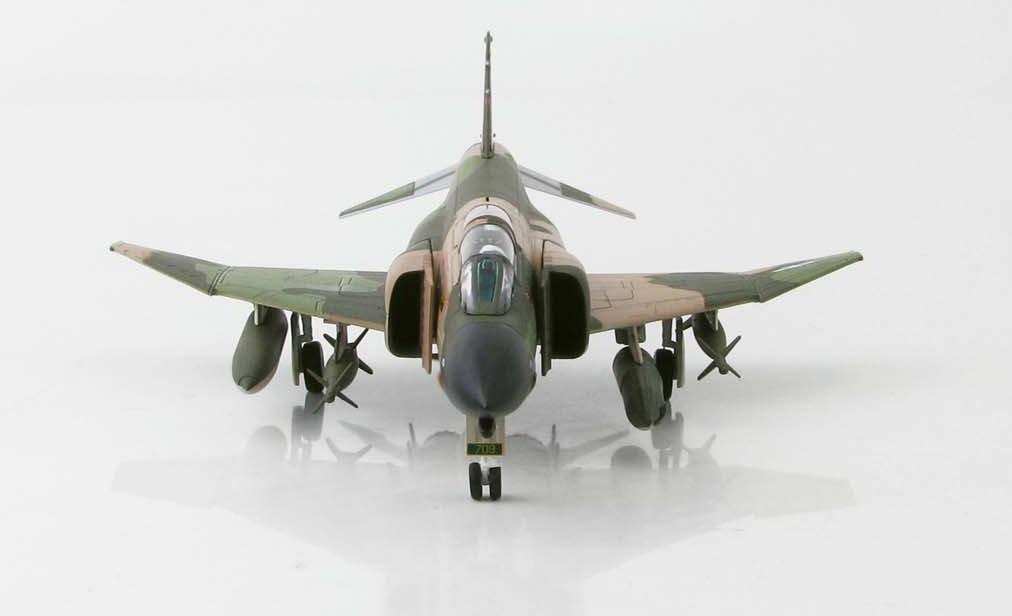 USAF F-4D Phantom II Ubon AFB Thailand Hobby Master HA1949 1:72