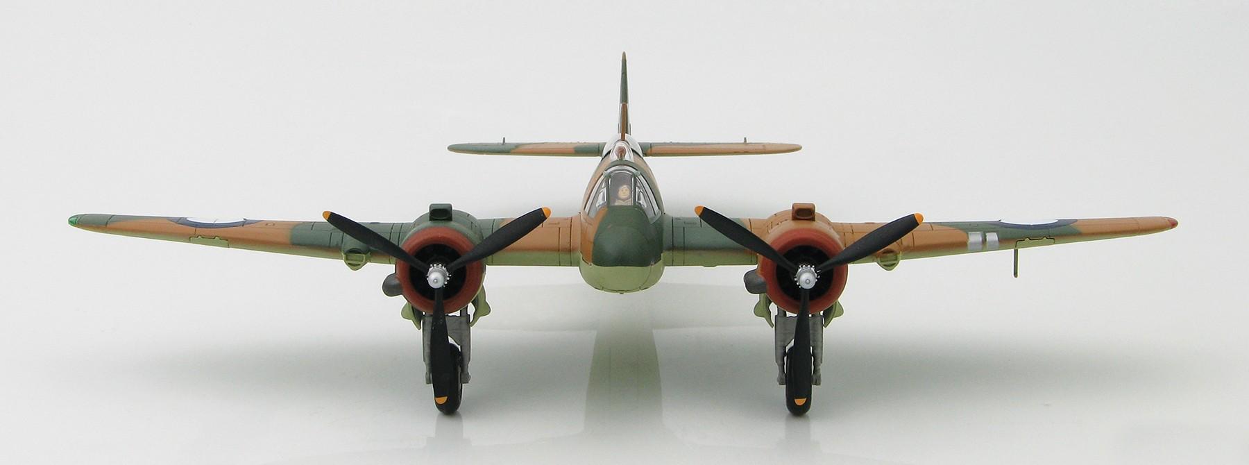 Port Hobby Master 1:72 HA2314 Bristol Beaufighter Mk IF A19-5 RAAF No.30 Sqn