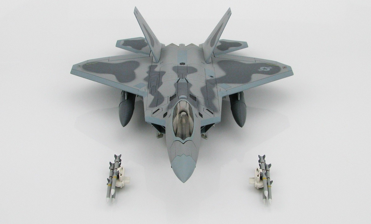 All Types f 22 raptor specs : Highly detailed Hobby Master pre-painted diecast metal model USAF ...