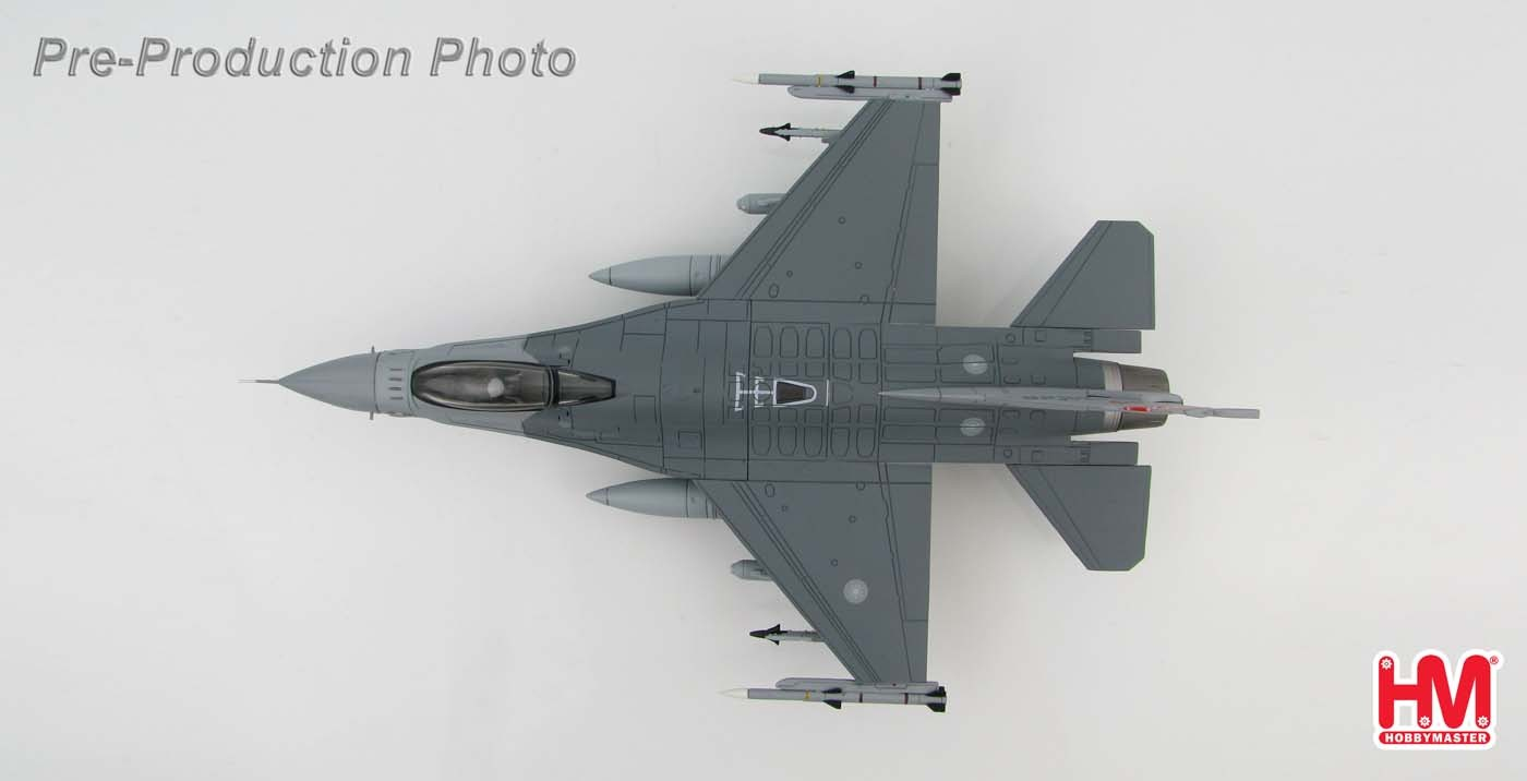 ROCAF Taiwan F-16 21st Tactical Figher Group Hobby Master HA3828 Scale 1:72