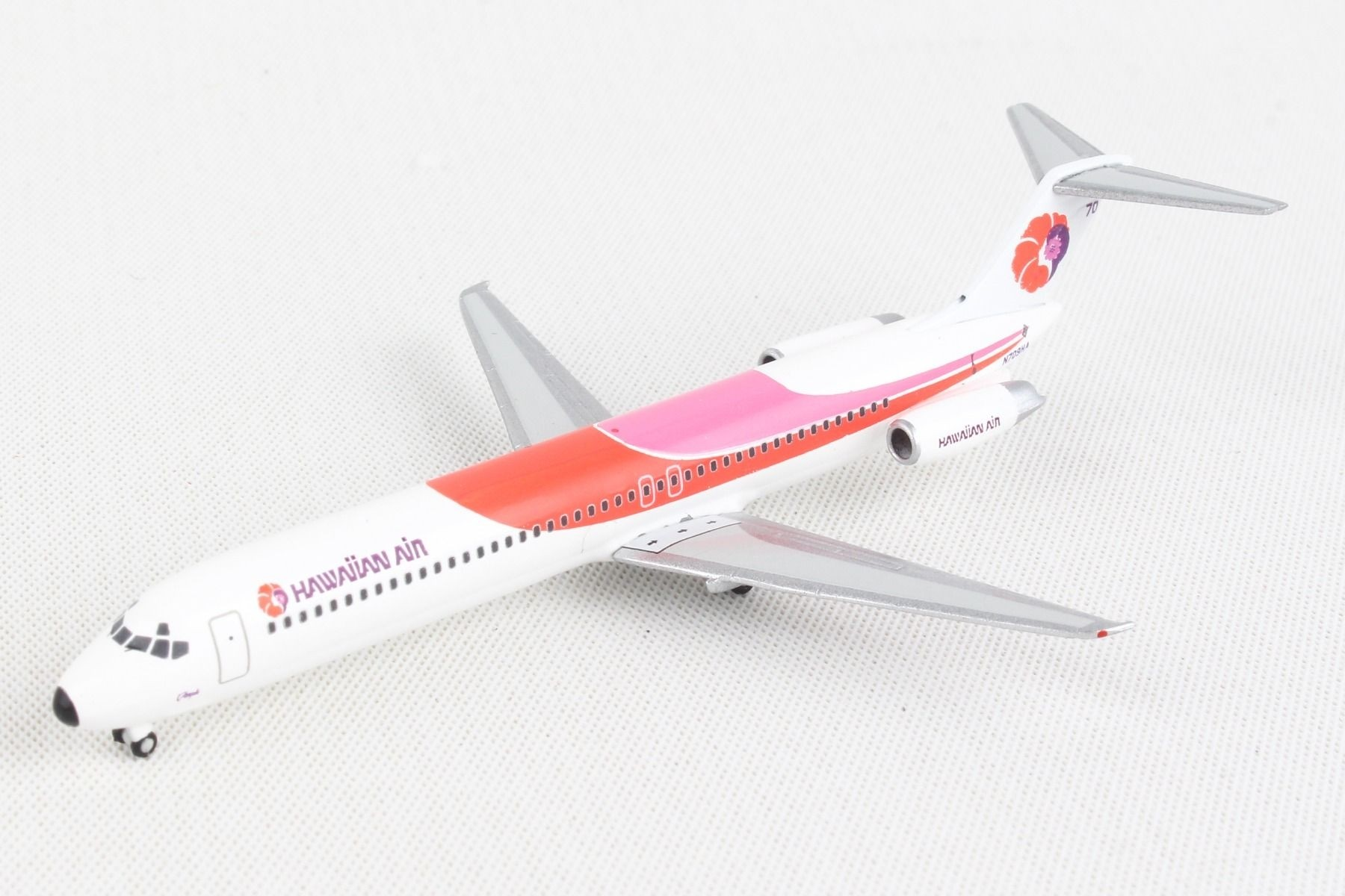 Herpa Wings 1:500 dc-9-50 Hawaiian air 533591