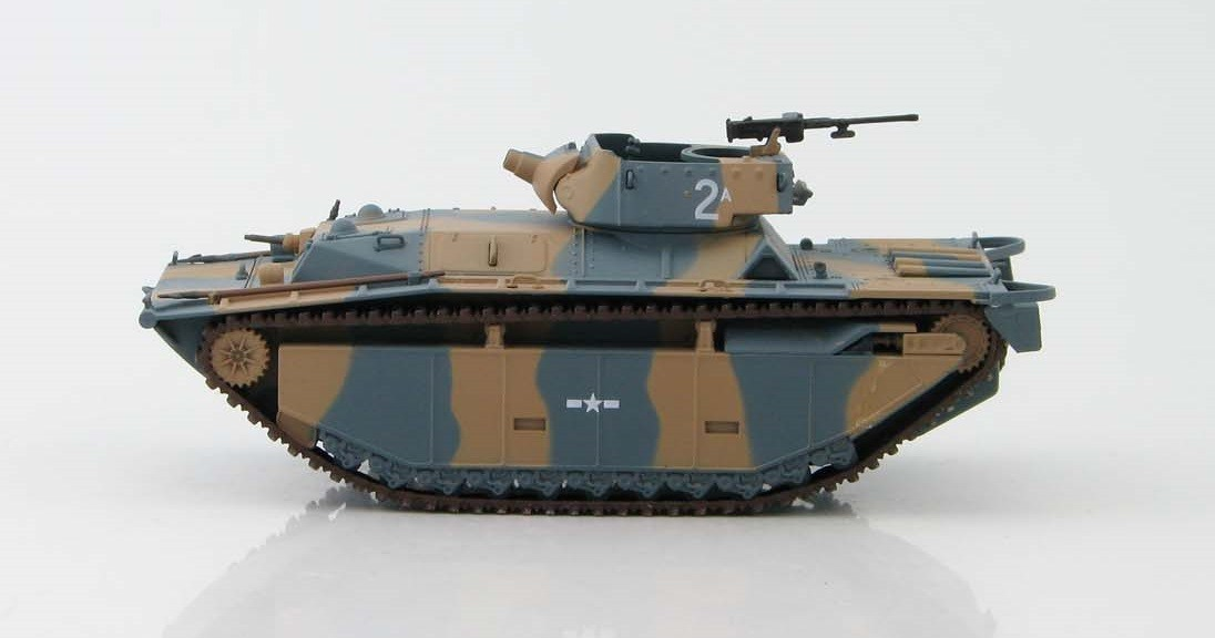 Armored Cars For Sale >> Hobby Master Armor Vehicle Series NEW RELEASE! LVT(A)-4 2nd Armored Amphibian Battalion, Tinian ...