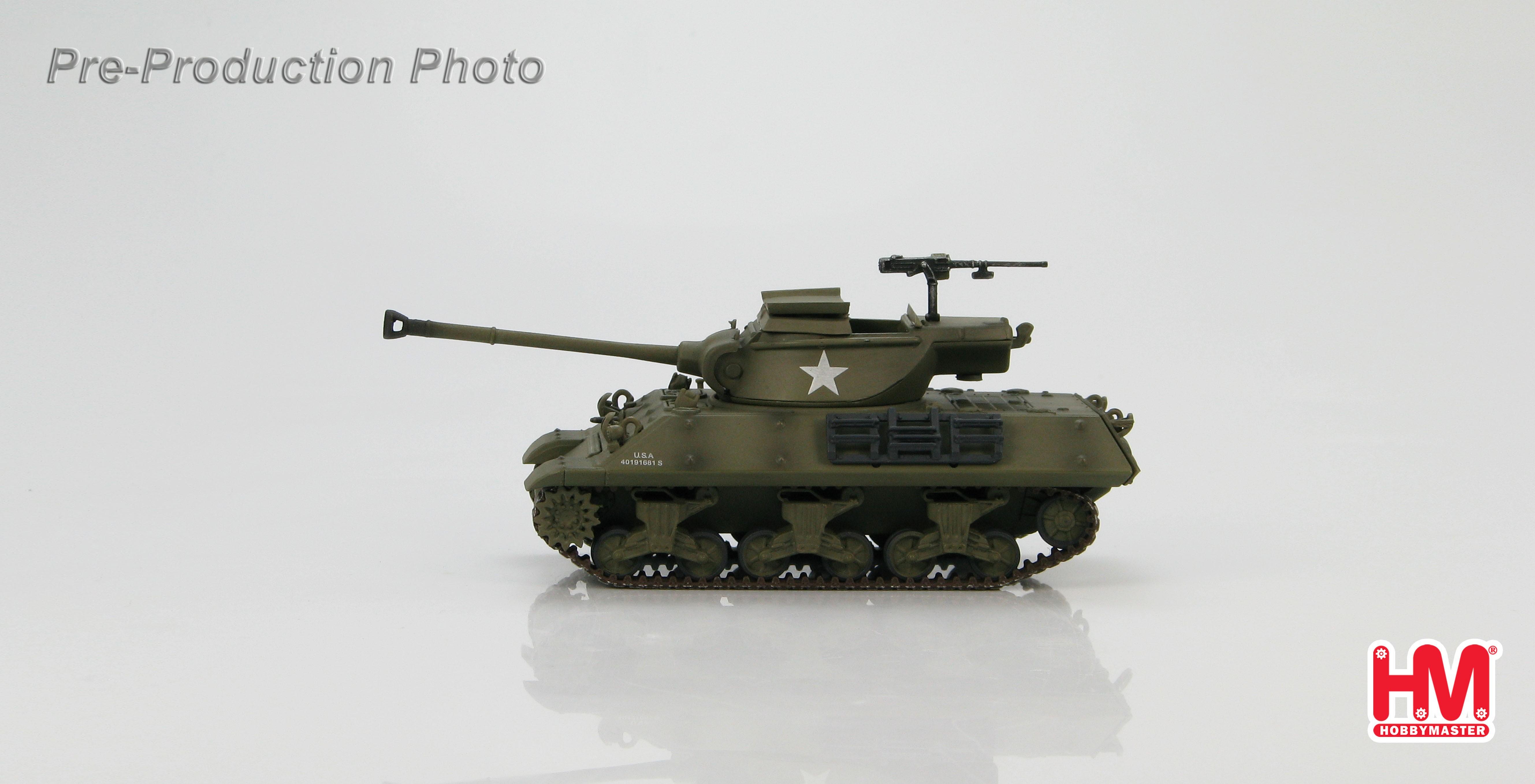 Hobby Master 1:72 Ground Power Series M36 Jackson Tank ...
