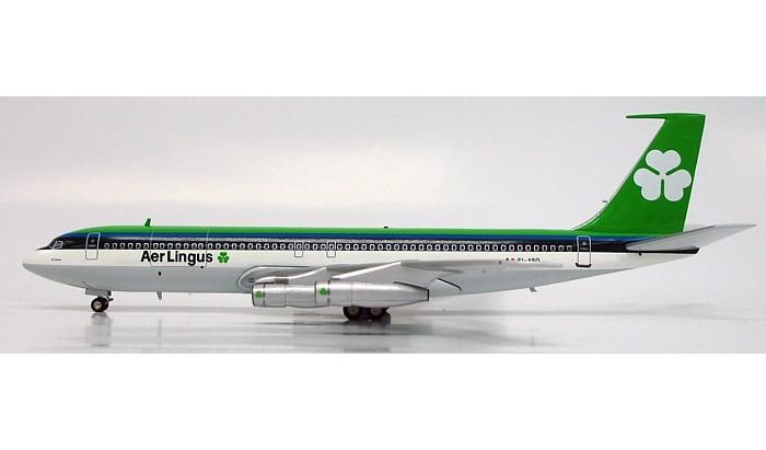 Aer Lingus Boeing 707-300 Reg  EI-ASO 1:200