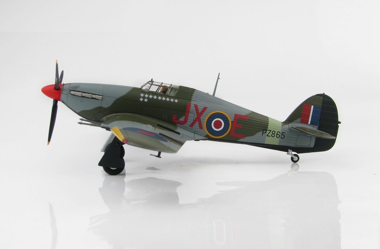 """Hobby Master HA8652,Hawker Hurricane IIc /""""Night Reaper/"""" JX-E//PZ865 BBMF"""