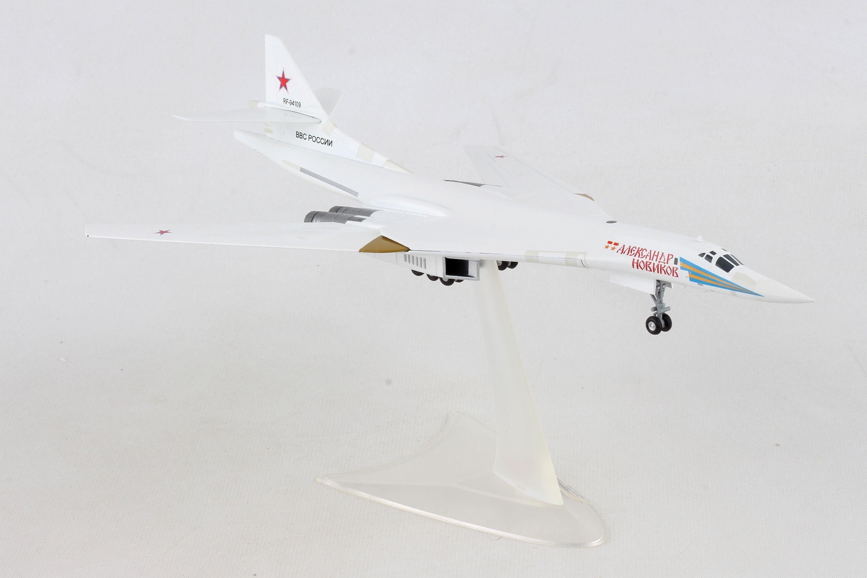 Russian Air Force Tu 160 White Swan 94109 Herpa 559287 Scale 1 200