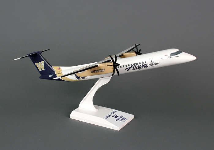 Alaska Airlines Horizon Q400 University Of Washington