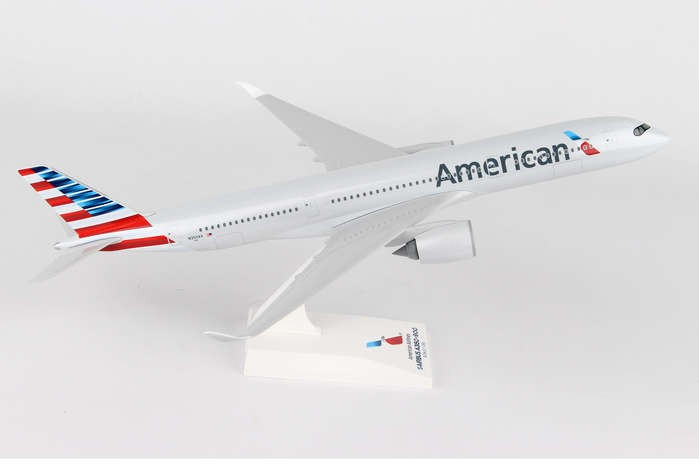 Skymarks Scale Snap Fit Models American Airlines Airbus