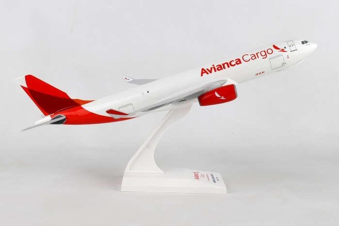 Tampa Cargo Airbus A330 Freighter 1:200 Modellino da Collezione Skymarks SKR723