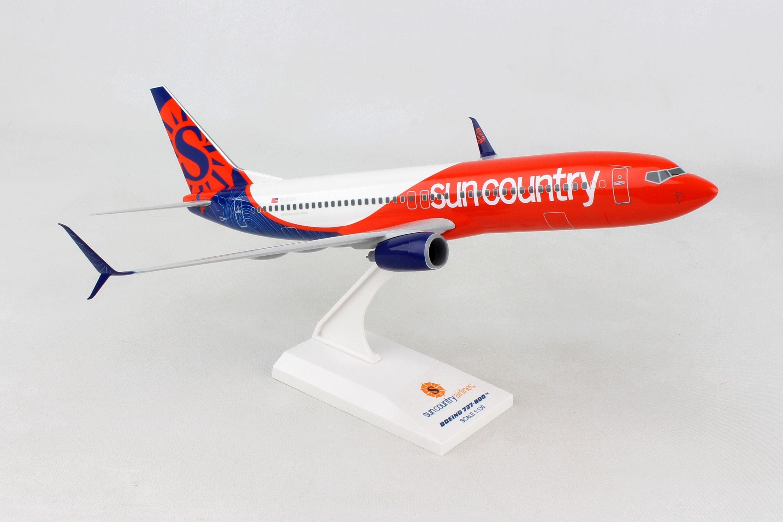 "SkyMarks American Airlines /""TWA/"" B737-800W 1//130"