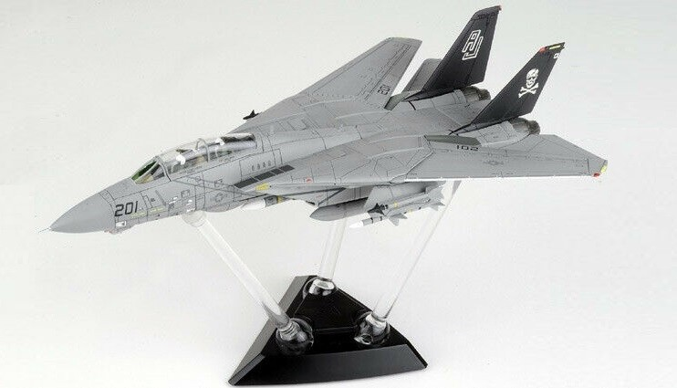 Details about  /Diecast Iron Dual Wing Fighter Aircraft Airplane Plane Model Ornaments for Shelf