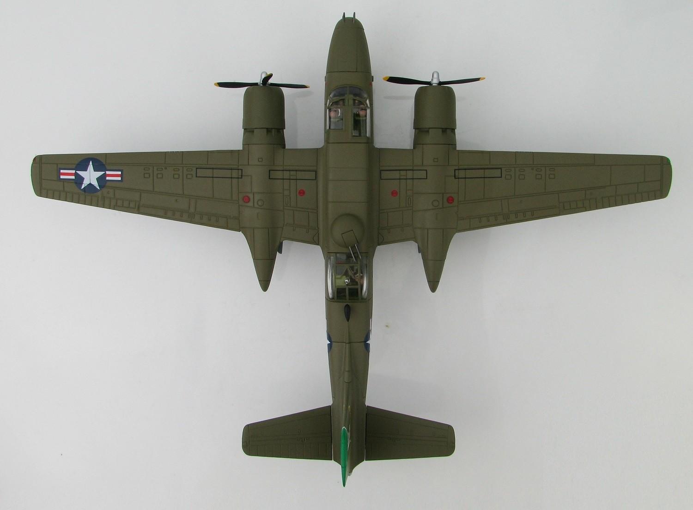 August 1945 1:72nd Hobby Master HA3211 Douglas A-26B Invader 89th BS//3rd BG