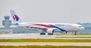 Malaysia Airbus A330-200 Reg.# 9M-MTU Phoenix 04208 Scale 1:400