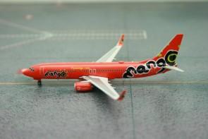 Mango Airlines B737-800W Reg# ZS-SJO