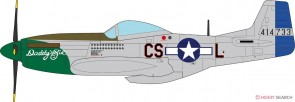 US Army Air Forces P-51D Mustang Raymond S. Wetmore 370th FS 359th FG 8th AF 1945 JC Wings JCW-72-P51-003 scale 1:72