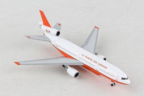 10 Tanker Air Carrier DC-10-30 N603AX Tail 914 Herpa 529082-001 scale 1:500