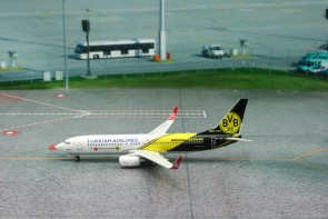 Turkish Airlines Boeing B737-800W Reg# TC-JHU Phoenix 149 Scale 1:400