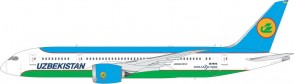 Uzbekistan Boeing B787-8 Dreamliner Reg# UK78701  Phoenix 11315 Scale 1:400