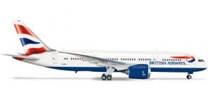 British Airways 787-8 HE556224 Scale 1:200