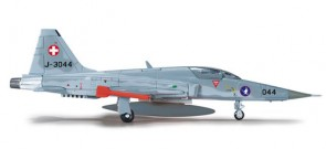Swiss Air Force F5E Tiger II Fliegerstraffel 19, Sion Air Base