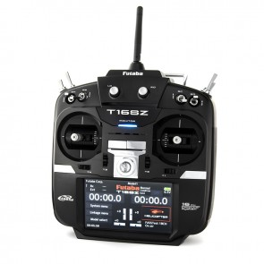 16SZ Transmitter – 18-Channel Digital Proportional RC System Futaba T16SZ 01004355-3