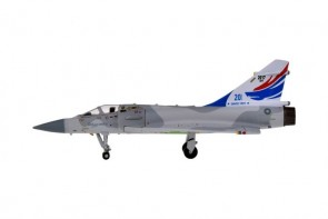 20th Anniversary ROCAF Mirage 2000 201 China Air Force die-cast Hogan HG60562 scale 1:200